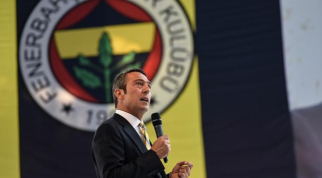 Ali Koç yeniden başkan adayı!