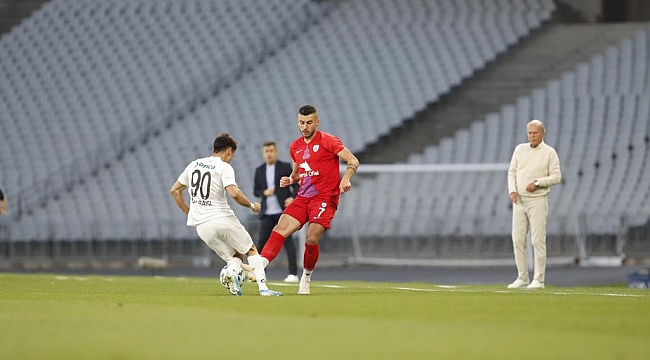 Altay, Süper Lig'e yükseldi!