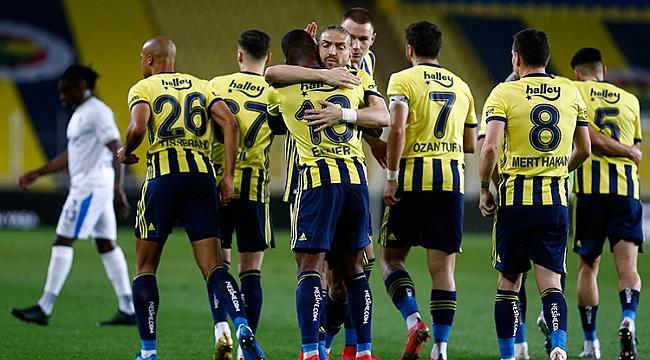 Ankaragücü - Fenerbahçe muhtemel 11'ler