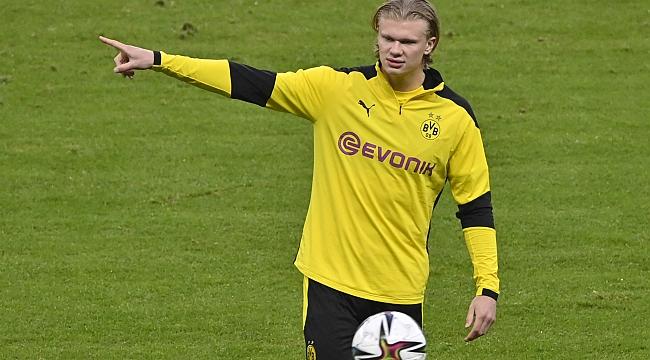 Bayern Münih'ten Erling Haaland açıklaması!