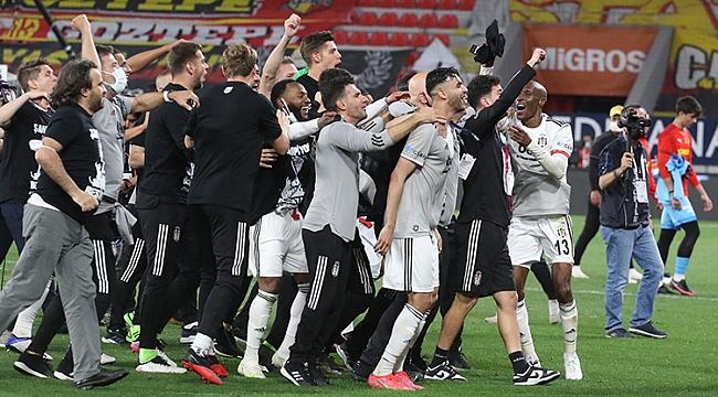 Beşiktaş'a Devler Ligi müjdesi