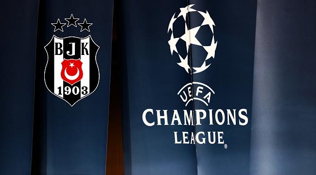 Beşiktaş'ın Devler Ligi'ndeki rakipleri