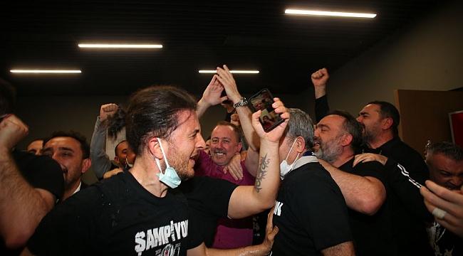 Beşiktaş'tan çifte zafer! Şampiyonluk geliri