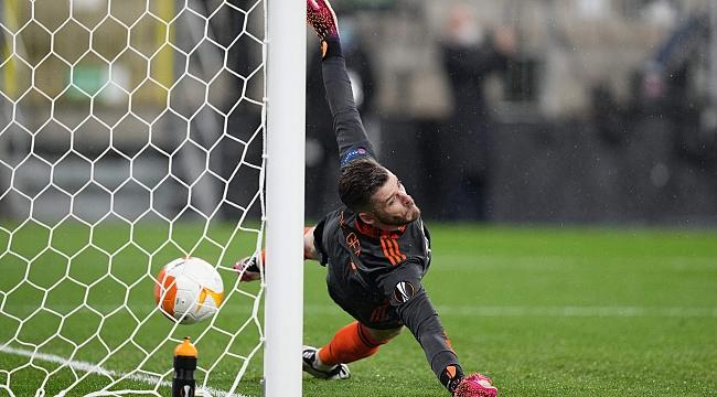 David De Gea'nın penaltı kabusu