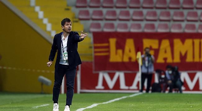 Emre Belözoğlu maç sonu açıkladı