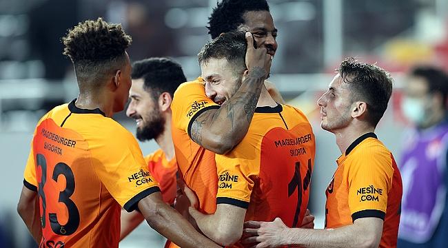 Galatasaray, Ankara'da hata yapmadı