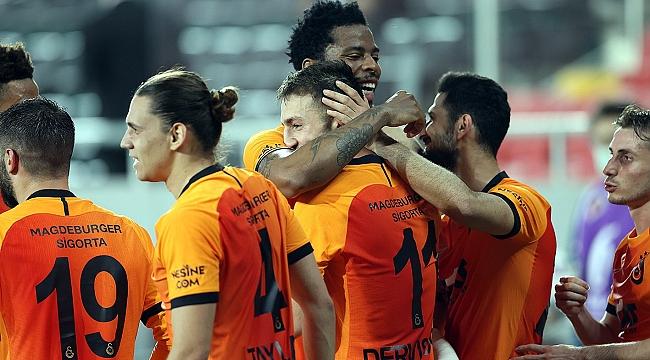 Galatasaray'ın derbide en büyük kozu