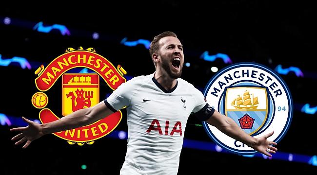 Harry Kane için Manchester savaşları!
