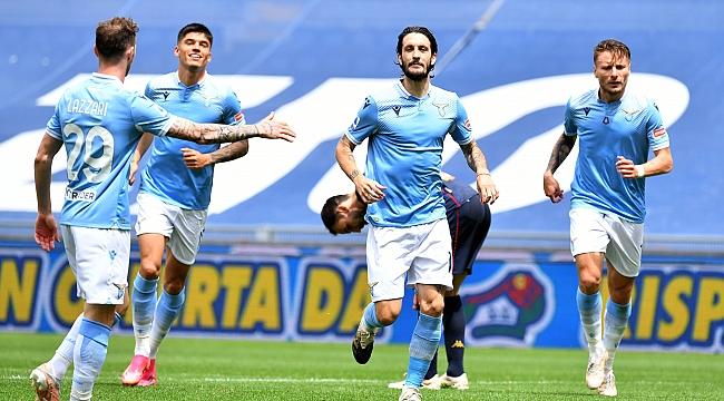 İtalya'da 7 gollü maçta Lazio kazandı, iddiası sürdü