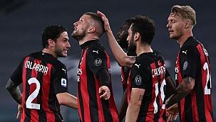Juventus paramparça! Milan'dan farklı zafer geldi