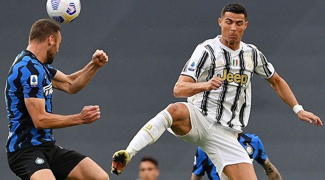 Juventus'un Devler Ligi iddiası sürüyor