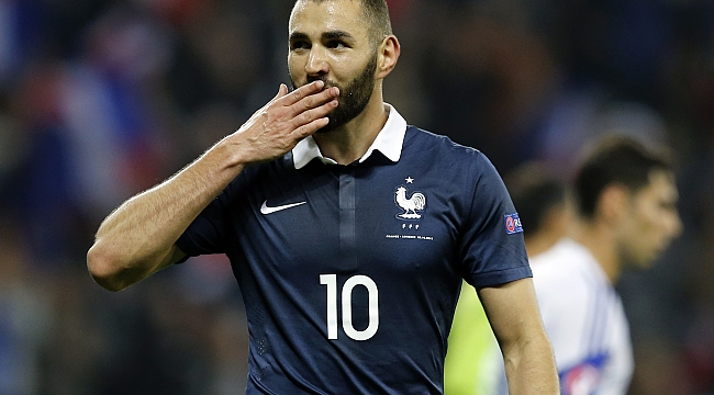 Karim Benzema, Milli Takım'ı bekliyor