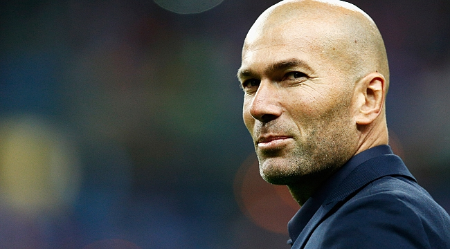 Real Madrid'de Zinedine Zidane dönemi sona erdi!
