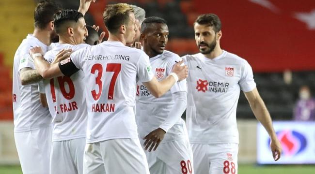 Sivasspor'u durdurabilen yok! Tam 16 maç oldu...
