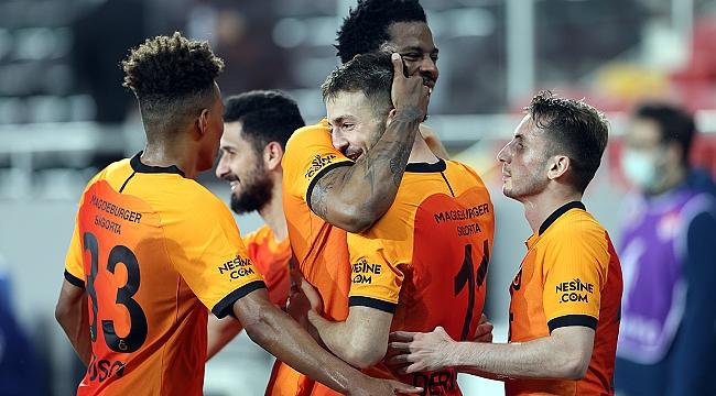Son 5 hafta en iyisi Galatasaray