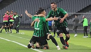 TFF 1. Lig için 3. bilet Kocaelispor'un!Final...