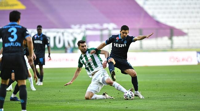 Trabzonspor'un serisi devam etti!
