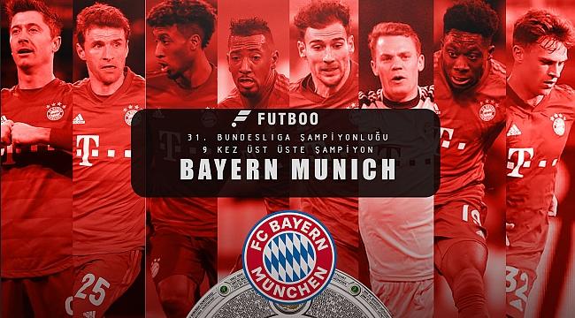 Üstün Alman teknolojisi; Bayern Münih