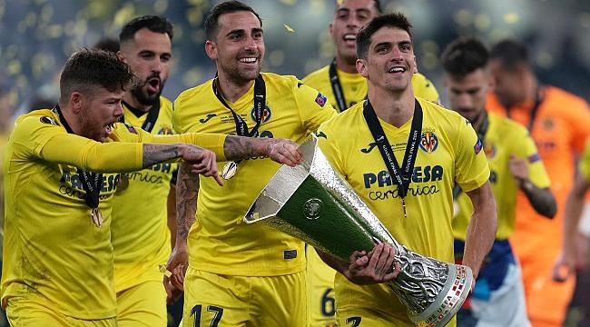 Villarreal Avrupa'da tarih yazdı!