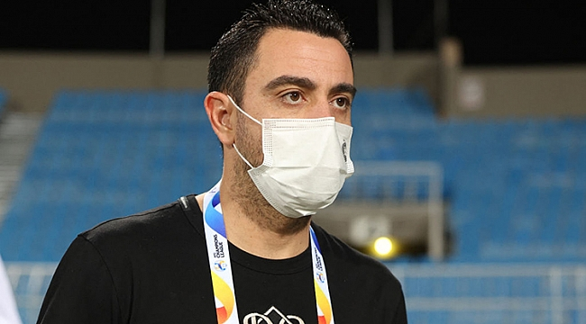 Xavi, Katar'da kaldı! 2 yıllık yeni sözleşme açıklandı