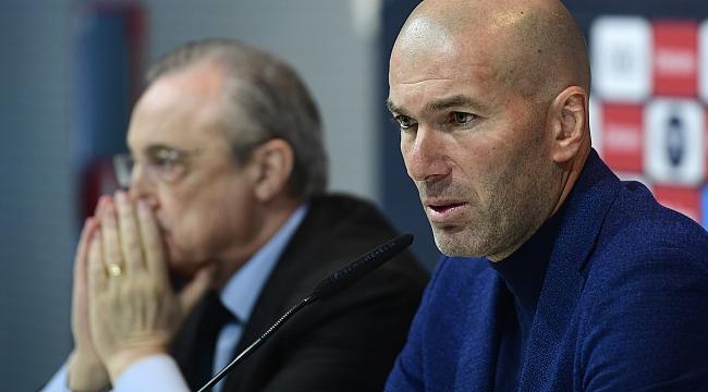 Zidane neden ayrıldığını açıkladı