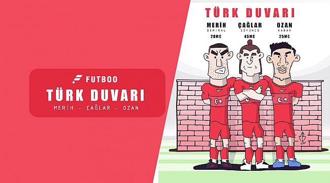 EURO2020'de ''Türk duvarı''