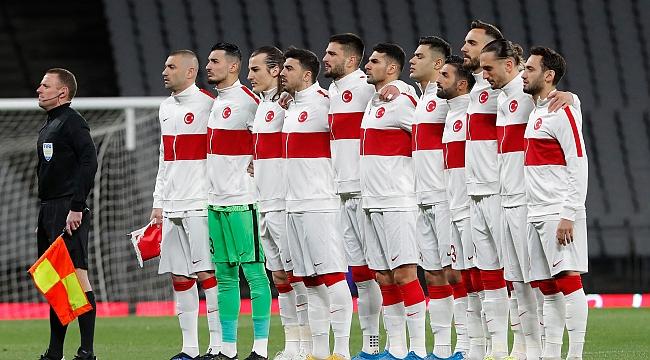 A Milli Takımımızın EURO2020 kadrosu
