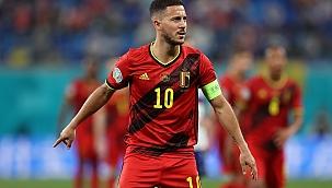 Eden Hazard'dan sakatlık itirafı: ''Eskisi gibi olmaz''