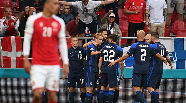 Kuzey derbisini kazanan Finlandiya!