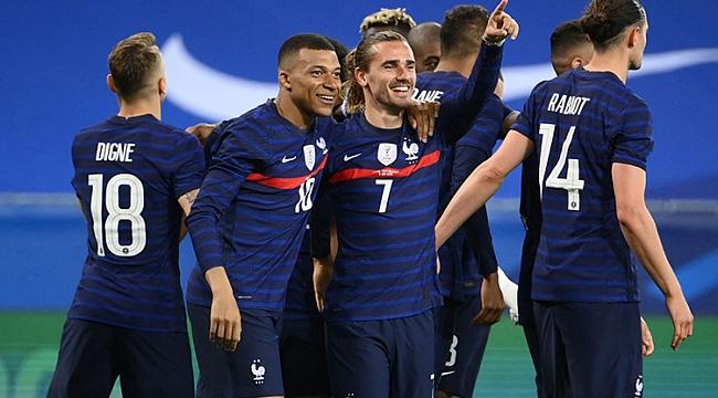 Millilerin rakibi, Fransa'ya direnemedi! 3 gol...
