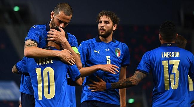 Millilerin rakibi İtalya rahat kazandı! 27 maçlık seri...