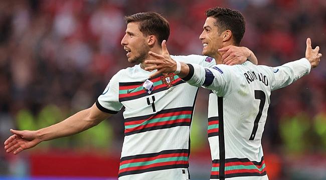 Portekiz - Almanya muhtemel 11'ler