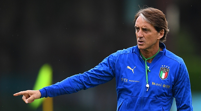 Roberto Mancini'den Türkiye uyarısı
