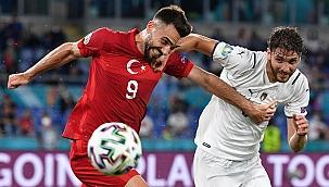 Türkiye - İtalya maçının öne çıkan istatistikleri