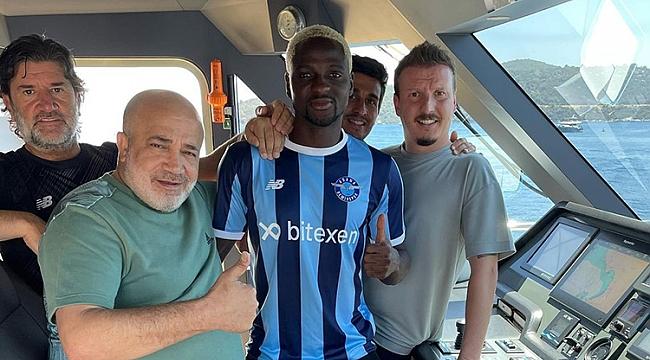 A.Demir'den bir transfer daha! 3 yıllık imza...