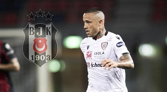 Beşiktaş Inter'li yıldızın peşinde