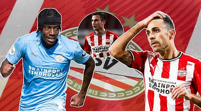 PSV'de 3 kritik oyuncu var