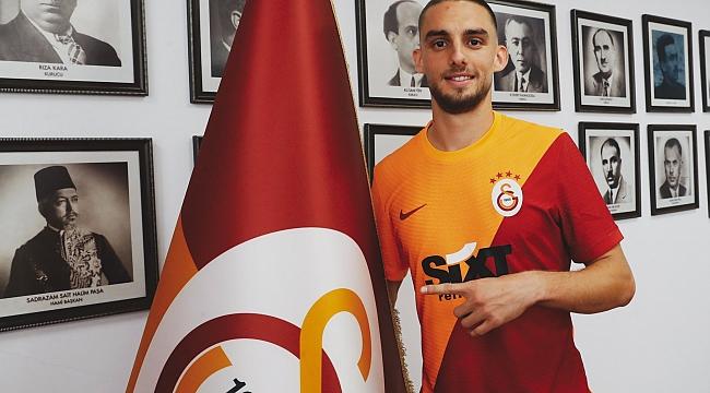 Galatasaray transferi duyurdu!