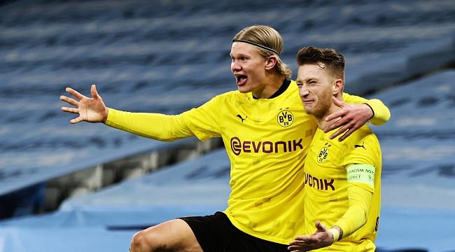 Haaland'dan transfer sözü; ''175 milyon euro!''