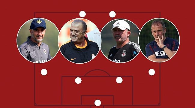 Hangi yerli futbolcular oynayacak?