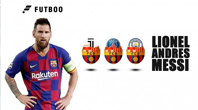 Messi'nin yeni takımı neresi olacak?