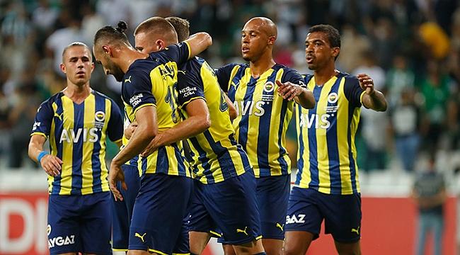 Adana Demir - Fenerbahçe muhtemel 11