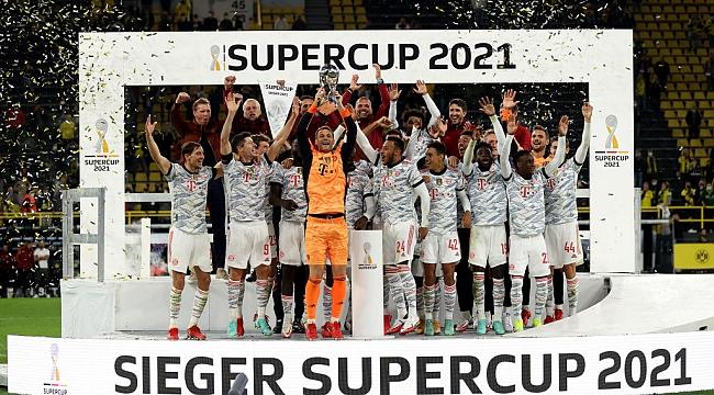 Almanya Süper Kupası Bayern'in