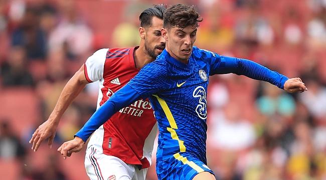 Arsenal - Chelsea muhtemel 11'ler
