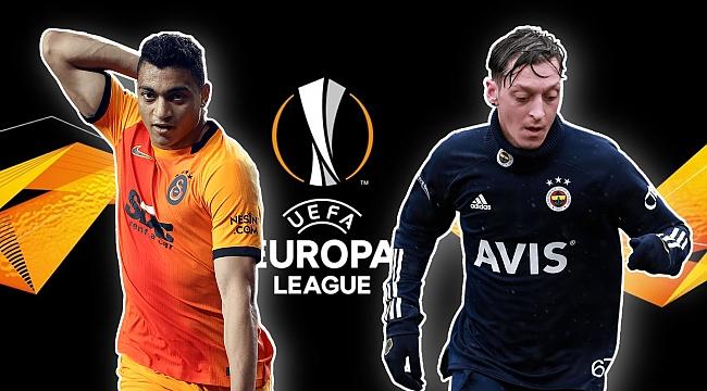 Galatasaray ve Fenerbahçe'nin rakipleri!