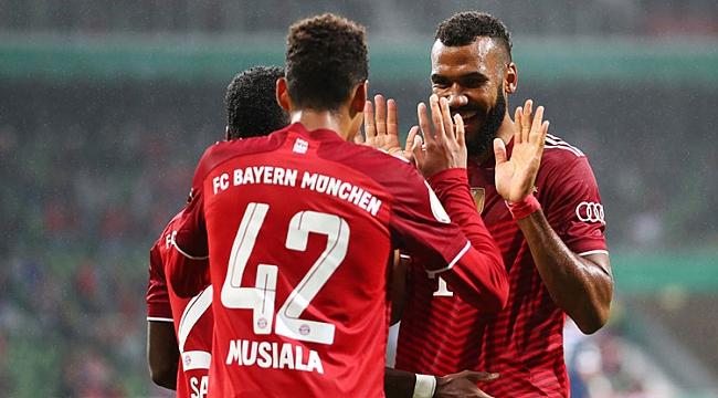 Bayern Münih'ten 12 gol