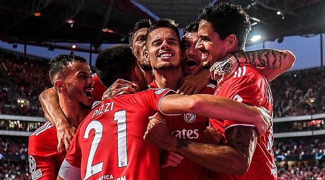 Benfica avantajı 2 golle kaptı! Gedson Fernandes...