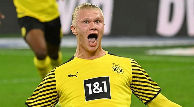 Beşiktaş'ın rakibi Dortmund Haaland ile kazandı!