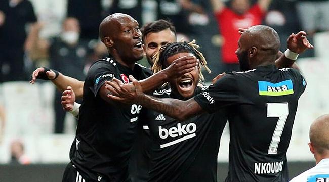 Beşiktaş - Karagümrük muhtemel 11'ler
