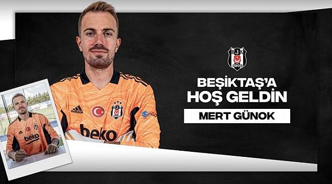 Beşiktaş'tan kaleye yerli transfer!